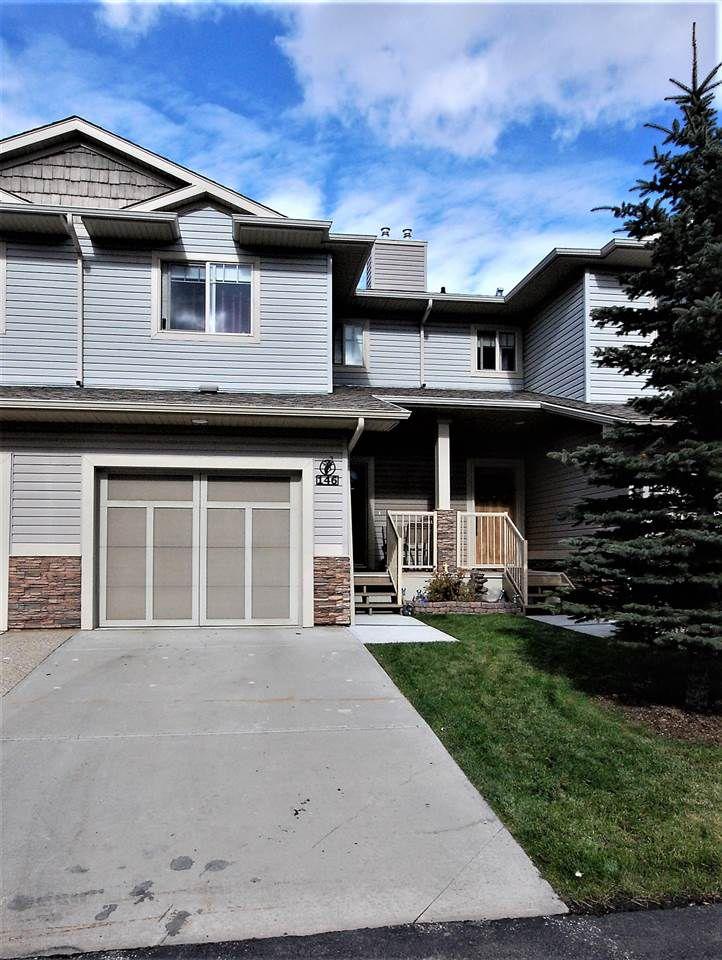 Main Photo: 146 5420 Grant macewan bv: Leduc Townhouse for sale : MLS®# E4131535