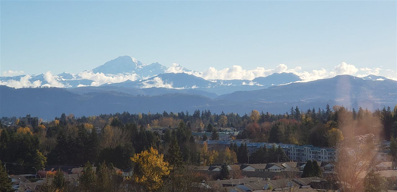 "Main Photo: 1405 3170 GLADWIN Road in Abbotsford: Central Abbotsford Condo for sale in ""Regency Tower"" : MLS®# R2318450"