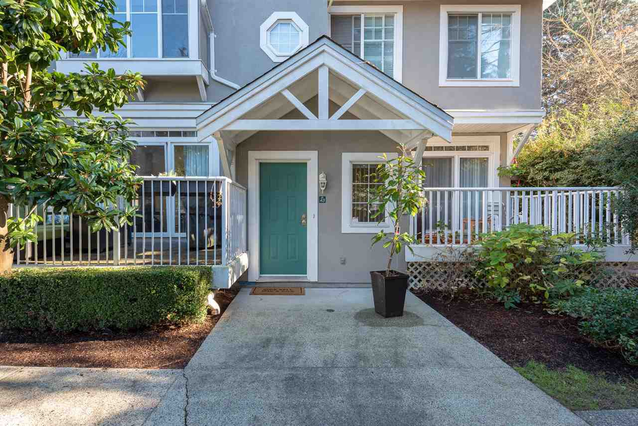 """Main Photo: 43 2422 HAWTHORNE Avenue in Port Coquitlam: Central Pt Coquitlam Townhouse for sale in """"HAWTHORNE GATE"""" : MLS®# R2323713"""