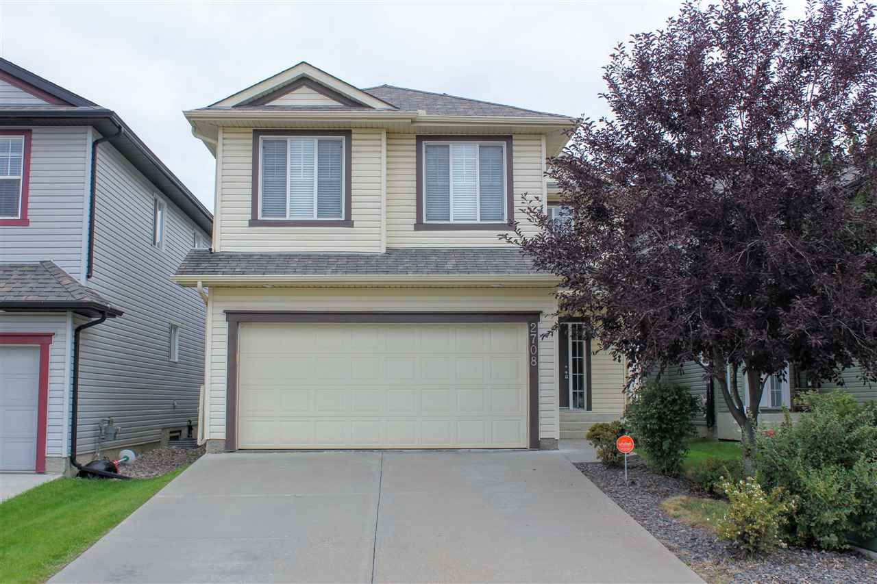 Main Photo: 2708 MILES Place in Edmonton: Zone 55 House for sale : MLS®# E4138921