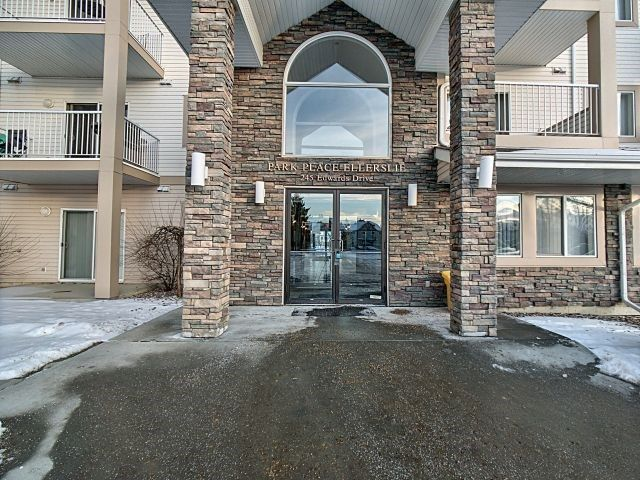 Main Photo: 425 245 Edwards Drive in Edmonton: Zone 53 Condo for sale : MLS®# E4140018