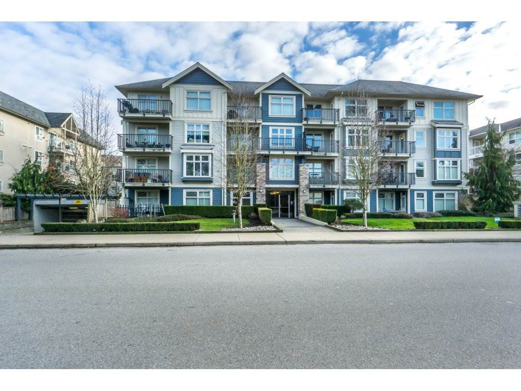 "Main Photo: 407 8084 120A Street in Langley: Queen Mary Park Surrey Condo for sale in ""Eclipse"" (Surrey)  : MLS®# R2333868"