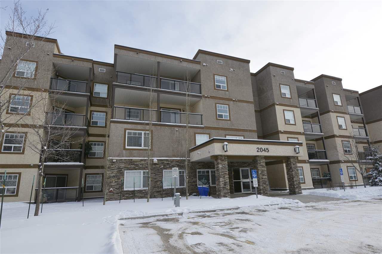Main Photo: 107 2045 GRANTHAM Court in Edmonton: Zone 58 Condo for sale : MLS®# E4143069