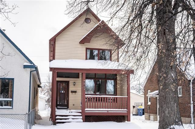 Main Photo: 992 Alfred Avenue in Winnipeg: Shaughnessy Heights Residential for sale (4B)  : MLS®# 1902942