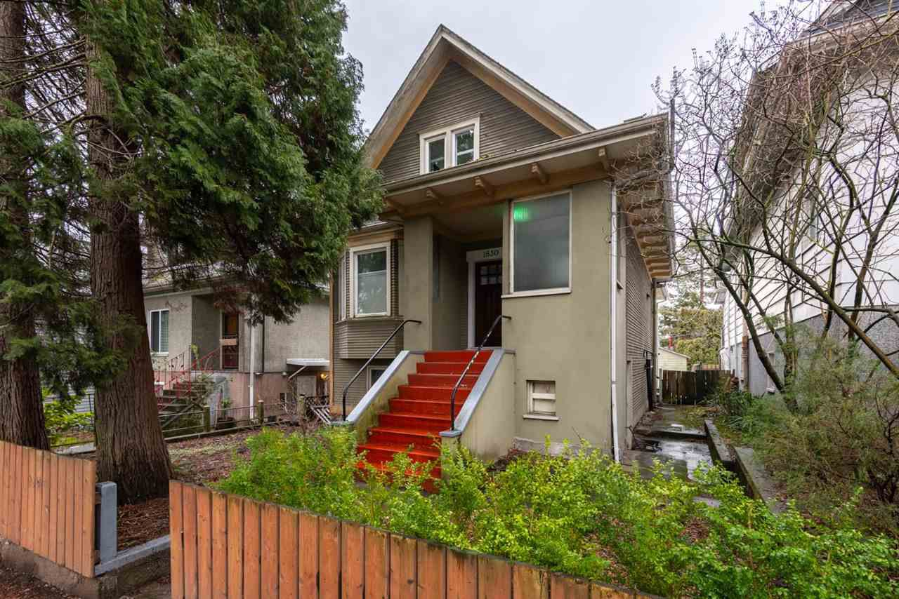 Main Photo: 1830 E 1ST Avenue in Vancouver: Grandview VE House for sale (Vancouver East)  : MLS®# R2343210