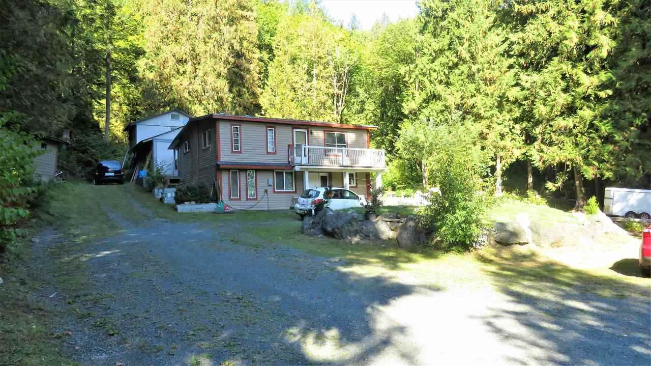 Main Photo: 50985 WINONA Road in Sardis - Chwk River Valley: Chilliwack River Valley House for sale (Sardis)  : MLS®# R2348520