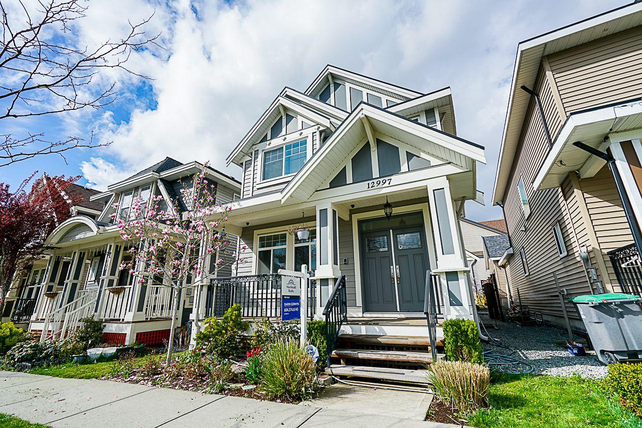 Main Photo: 12997 59 Avenue in Surrey: Panorama Ridge House for sale : MLS®# R2353582