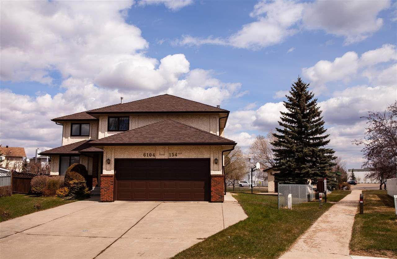 Main Photo: 6104 154 Avenue in Edmonton: Zone 03 House for sale : MLS®# E4156007