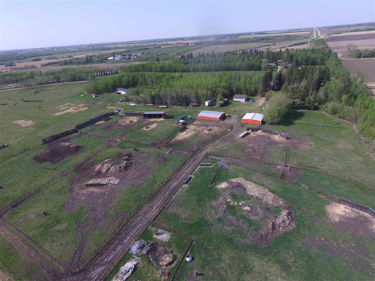 Main Photo: 253045 Twp Rd 472: Rural Wetaskiwin County House for sale : MLS®# E4156097