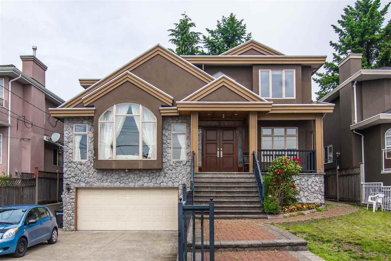 Main Photo: 7797 12TH Avenue in Burnaby: East Burnaby House for sale (Burnaby East)  : MLS®# R2377838
