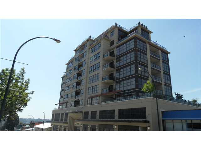 "Main Photo: 707 306 6TH Street in New Westminster: Uptown NW Condo for sale in ""AMADEO"" : MLS®# V903402"