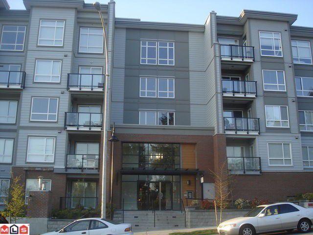 "Main Photo: 520 13733 107A Avenue in Surrey: Whalley Condo for sale in ""Quattro"" (North Surrey)  : MLS®# F1127033"