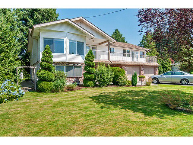 Main Photo: 20197 PATTERSON Avenue in Maple Ridge: Southwest Maple Ridge House for sale : MLS®# V975551