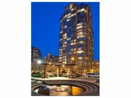 Main Photo: 1603 - 1188 Richards Street in Vancouver: Yaletown Condo for sale (Vancouver West)  : MLS®# V1000322