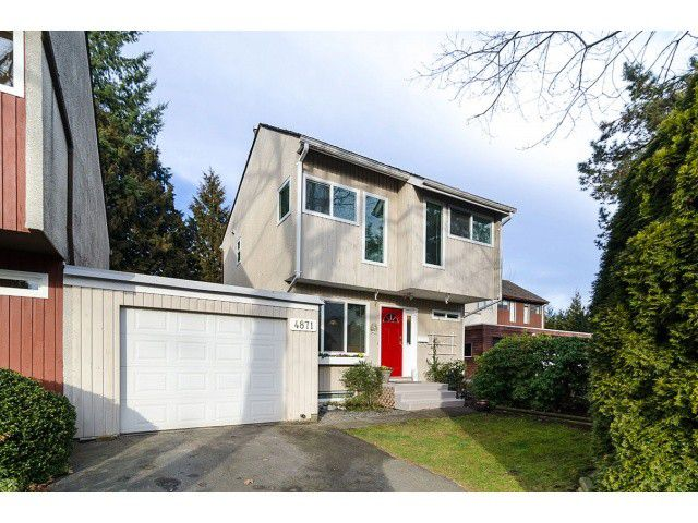 "Main Photo: 4871 HICKORY CT in Burnaby: Greentree Village House for sale in ""GREENTREE VILLAGE"" (Burnaby South)  : MLS®# V1044567"