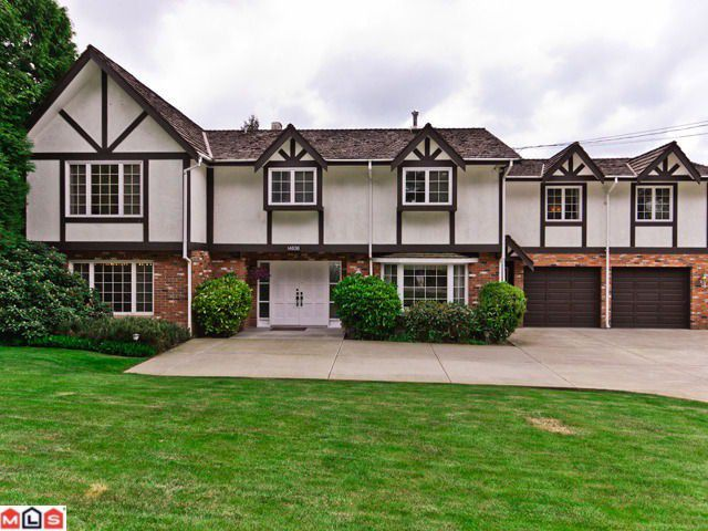 Main Photo: 14636  55A AV in Surrey: Sullivan Station House for sale : MLS®# F1212877