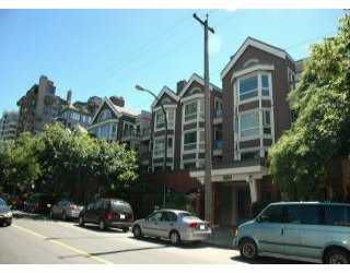 Main Photo: 203 1738 ALBERNI ST in Vancouver: West End VW Condo for sale (Vancouver West)  : MLS®# V601648