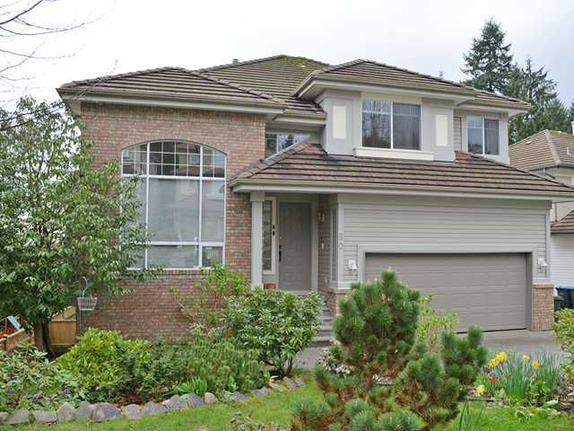 """Main Photo: 50 LINDEN Court in Port Moody: Heritage Woods PM House for sale in """"HERITAGE WOODS"""" : MLS®# V1113659"""