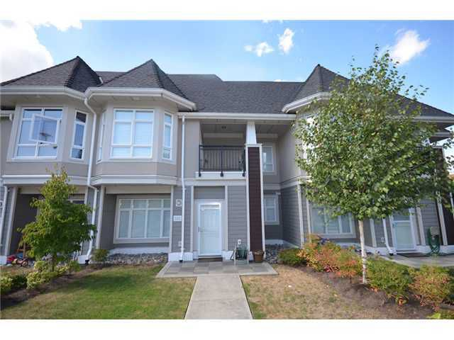 Main Photo: 332 LORING Street in Coquitlam: Coquitlam West Townhouse for sale : MLS®# V1115790