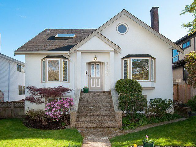 Main Photo: 3922 W 29TH Avenue in Vancouver: Dunbar House for sale (Vancouver West)  : MLS®# V1118807