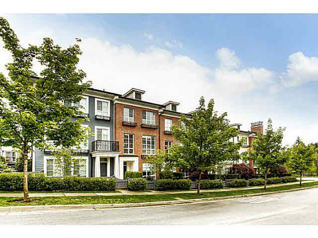"""Main Photo: 21 1237 HOLTBY Street in Coquitlam: Burke Mountain Townhouse for sale in """"TATTON"""" : MLS®# V1119874"""