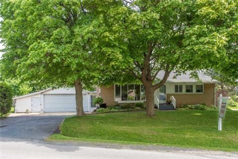 Main Photo: 15 Ferguson Avenue in Whitby: Brooklin House (Bungalow) for sale : MLS®# E3214981