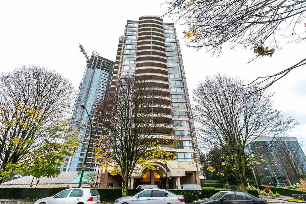 "Main Photo: 202 5885 OLIVE Avenue in Burnaby: Metrotown Condo for sale in ""THE METROPOLITAN"" (Burnaby South)  : MLS®# R2125081"
