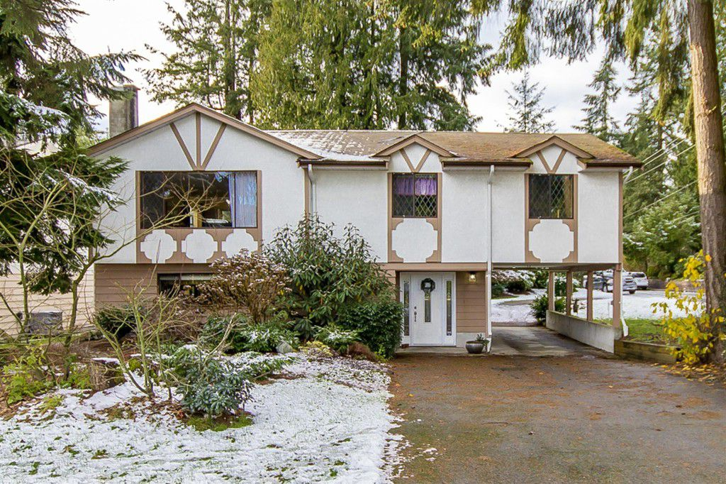 Main Photo: 3497 HASTINGS Street in Port Coquitlam: Woodland Acres PQ House for sale : MLS®# R2126668