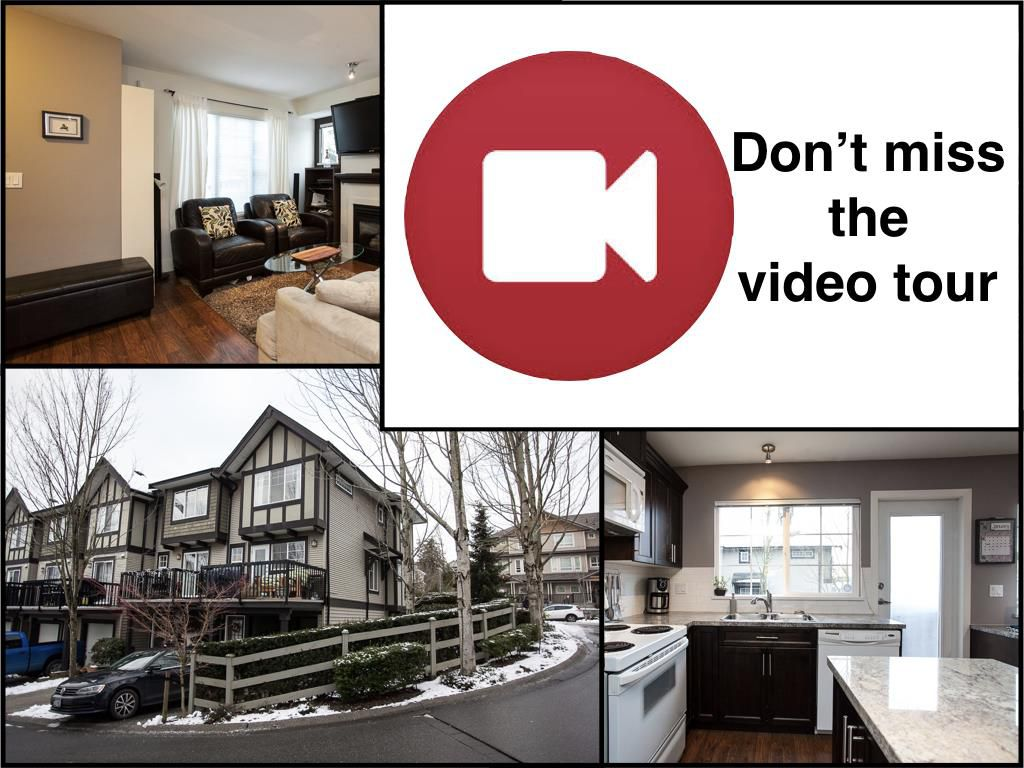 """Main Photo: 1 20176 68 Avenue in Langley: Willoughby Heights Townhouse for sale in """"Steeplechase"""" : MLS®# R2129634"""