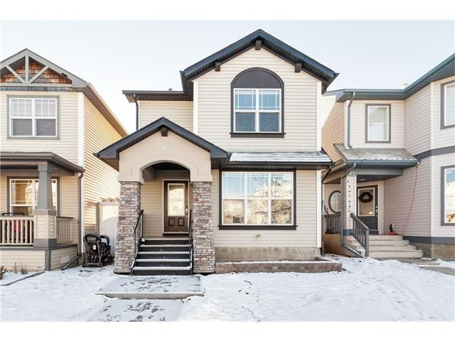 Main Photo: 101 PRESTWICK Heights SE in Calgary: McKenzie Towne House for sale : MLS®# C4096709