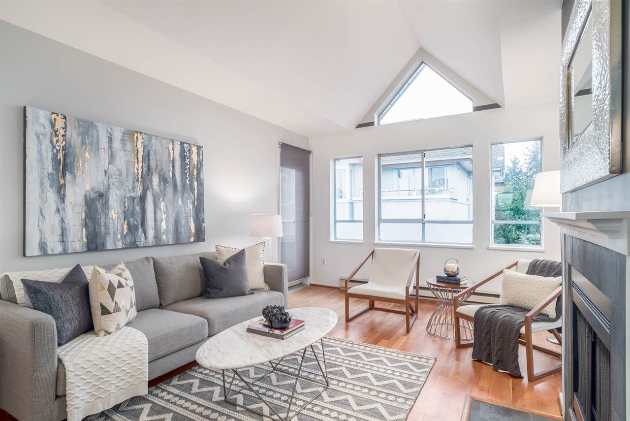"""Main Photo: 307 1876 W 6TH Avenue in Vancouver: Kitsilano Condo for sale in """"Heritage at Cypress"""" (Vancouver West)  : MLS®# R2143706"""