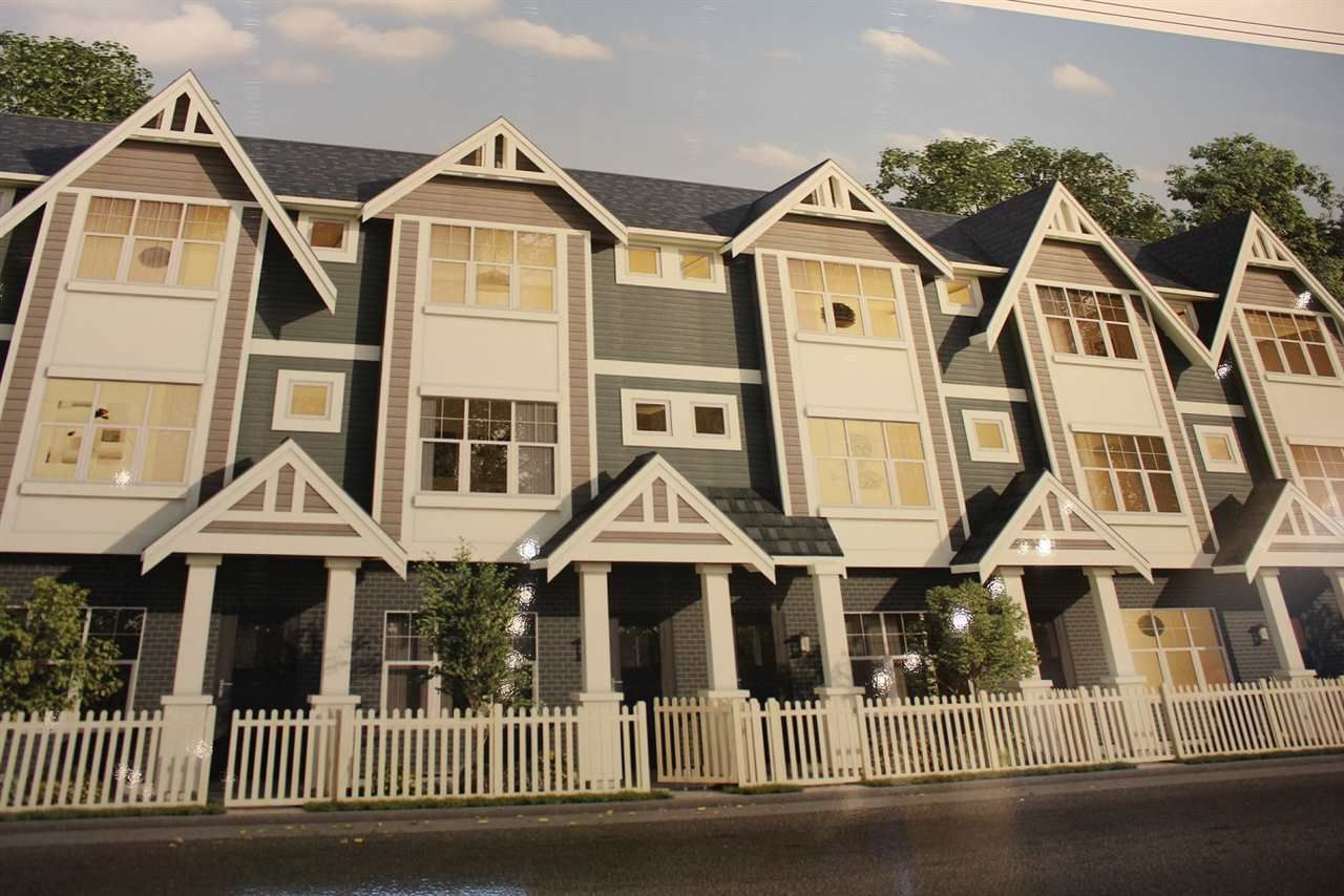 """Main Photo: 49 7191 LECHOW Street in Richmond: McLennan North Townhouse for sale in """"Parc Belvedere"""" : MLS®# R2158377"""