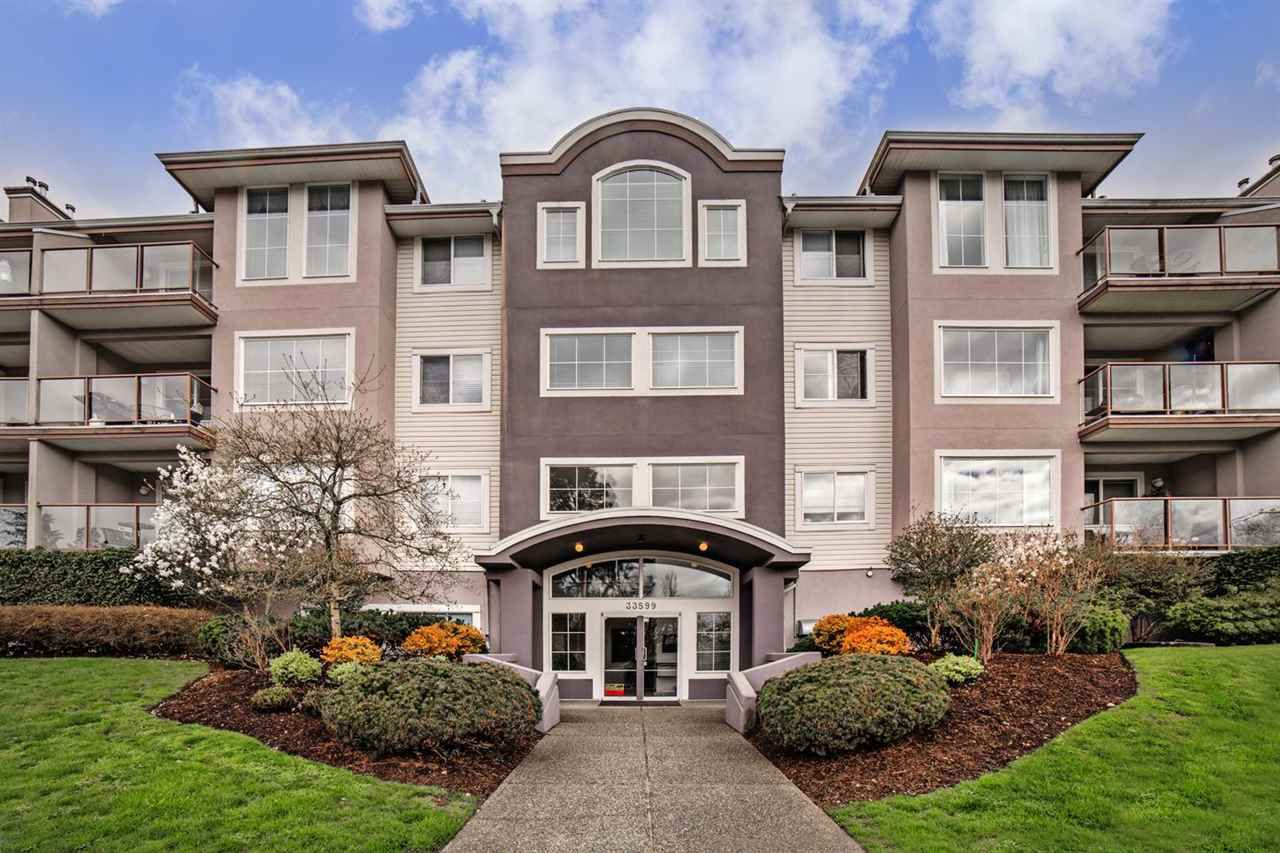 "Main Photo: 205 33599 2ND Avenue in Mission: Mission BC Condo for sale in ""STAVE LAKE LANDING"" : MLS®# R2158510"