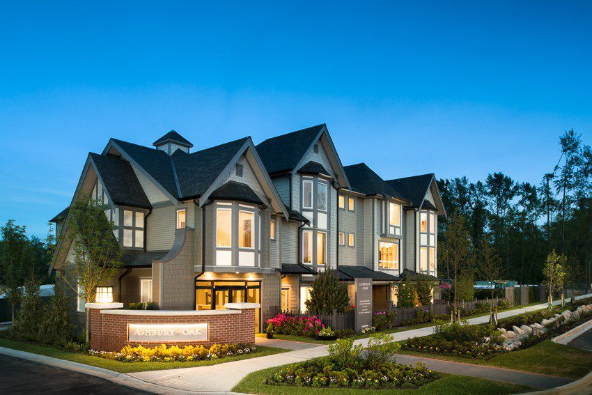 Main Photo: 91 8050 204 STREET in Langley: Willoughby Heights Townhouse for sale : MLS®# R2167744