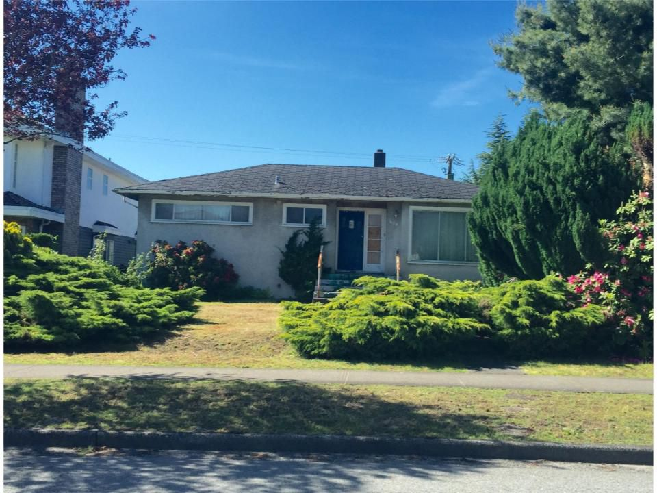 Main Photo: 458 W 44TH Avenue in Vancouver: Oakridge VW House for sale (Vancouver West)  : MLS®# R2181513