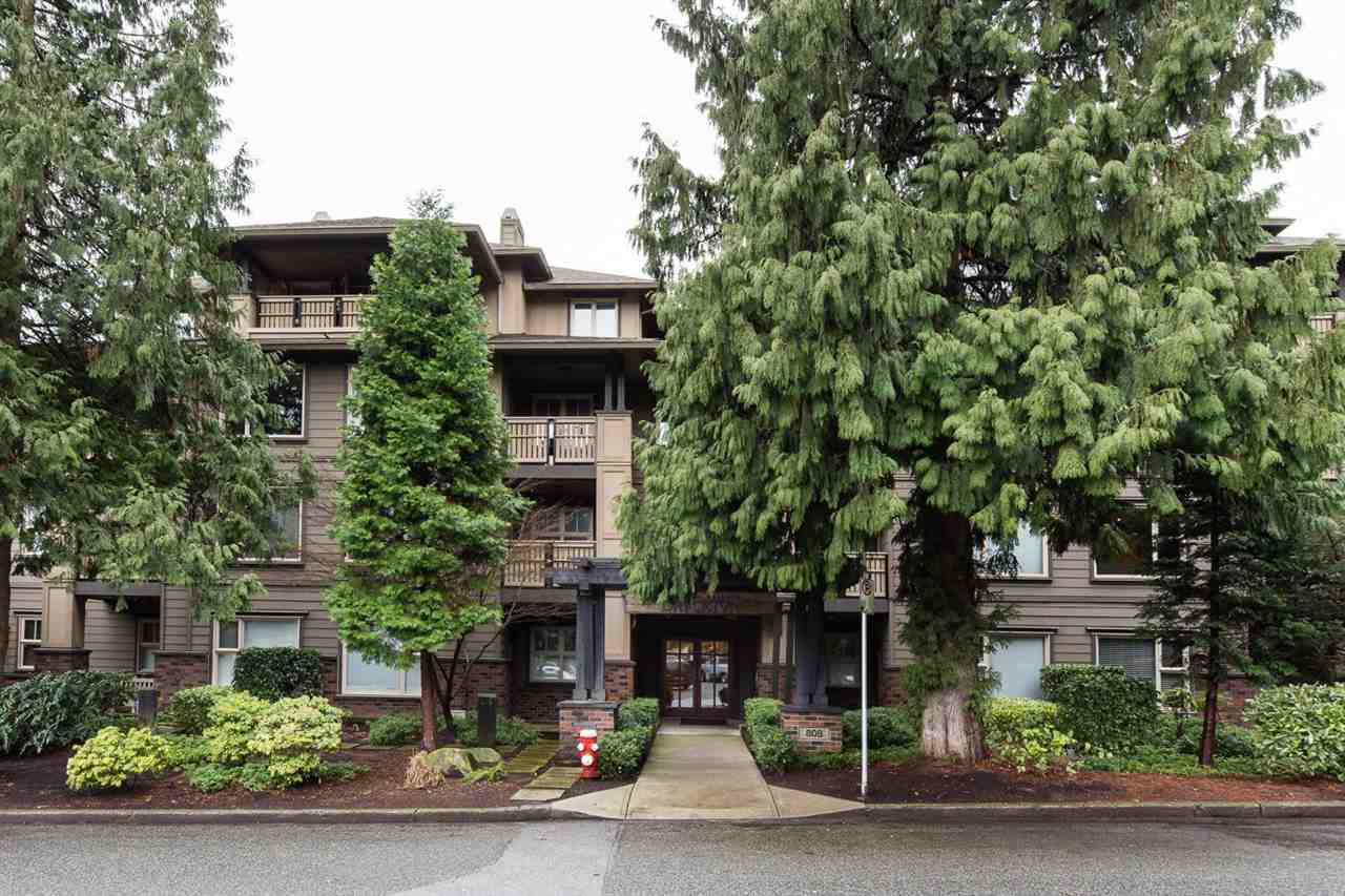 Main Photo: 107 808 SANGSTER Place in New Westminster: The Heights NW Condo for sale : MLS®# R2214717