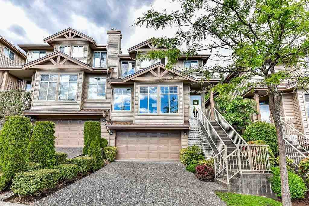 "Main Photo: 147 2979 PANORAMA Drive in Coquitlam: Westwood Plateau Townhouse for sale in ""DEERCREST ESTATES"" : MLS®# R2227550"