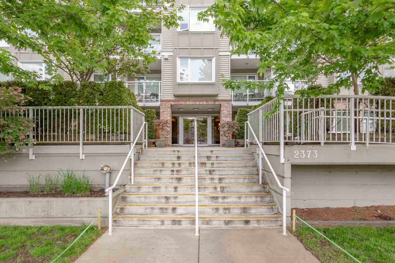 "Main Photo: 309 2373 ATKINS Avenue in Port Coquitlam: Central Pt Coquitlam Condo for sale in ""CARMANDY"" : MLS®# R2268118"