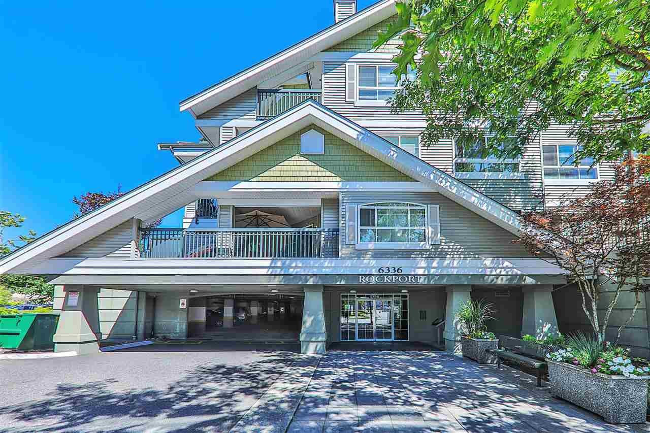 "Main Photo: 114 6336 197 Street in Langley: Willoughby Heights Condo for sale in ""Rockport"" : MLS®# R2288453"