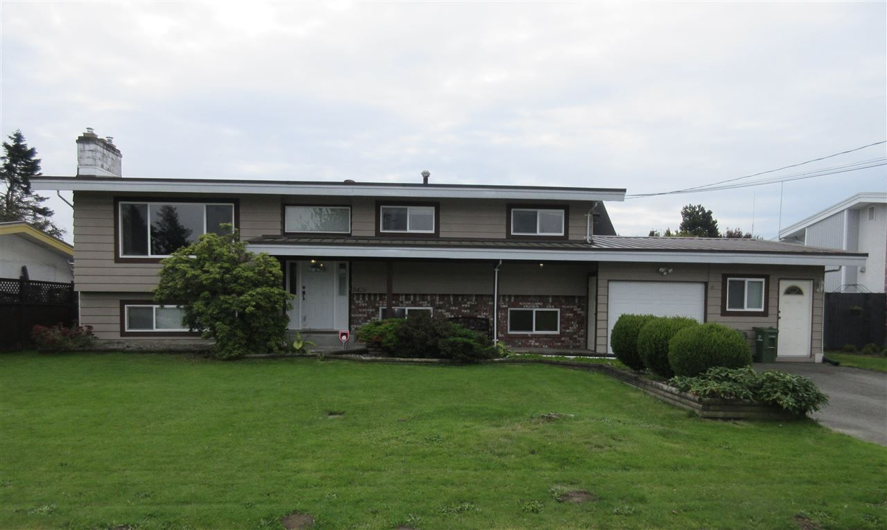 Main Photo: 8426 HILTON Drive in Chilliwack: Chilliwack E Young-Yale House for sale : MLS®# R2312851