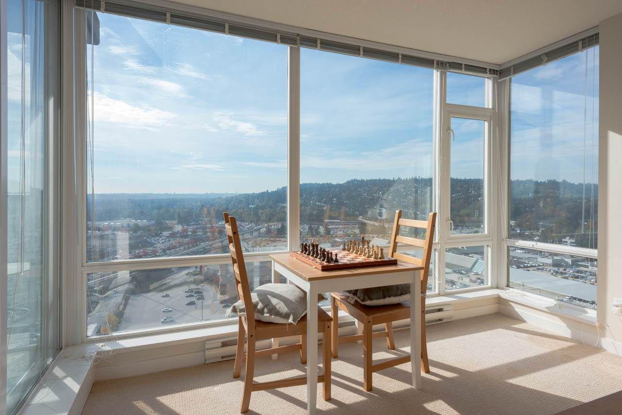 Main Photo: 2306 2980 ATLANTIC Avenue in Coquitlam: North Coquitlam Condo for sale : MLS®# R2316019