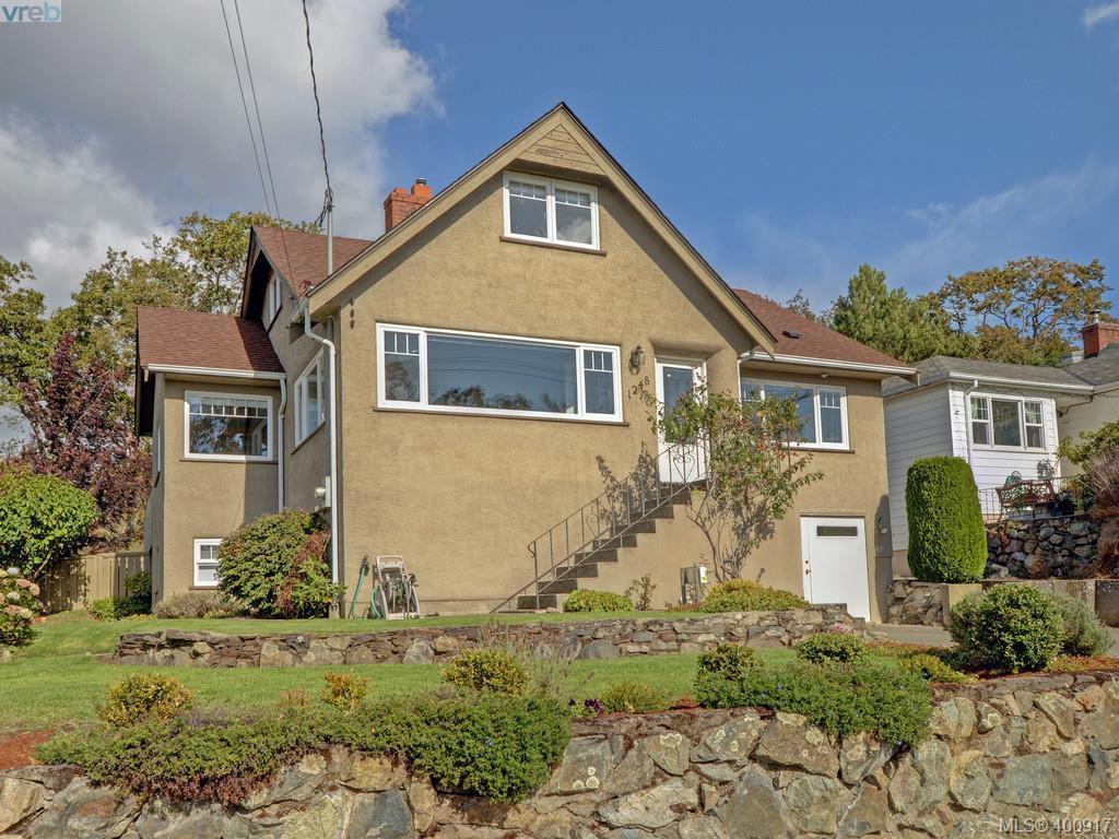 Main Photo: 1248 Topaz Avenue in VICTORIA: Vi Mayfair Single Family Detached for sale (Victoria)  : MLS®# 400917