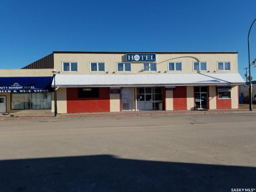 Main Photo: 114 Main Street in Unity: Commercial for sale : MLS®# SK756107