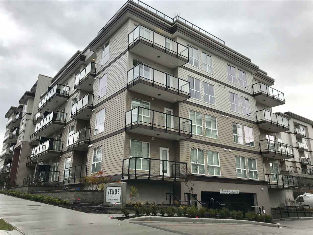 "Main Photo: 226 13768 108 Avenue in Surrey: Whalley Condo for sale in ""VENUE"" (North Surrey)  : MLS®# R2329870"