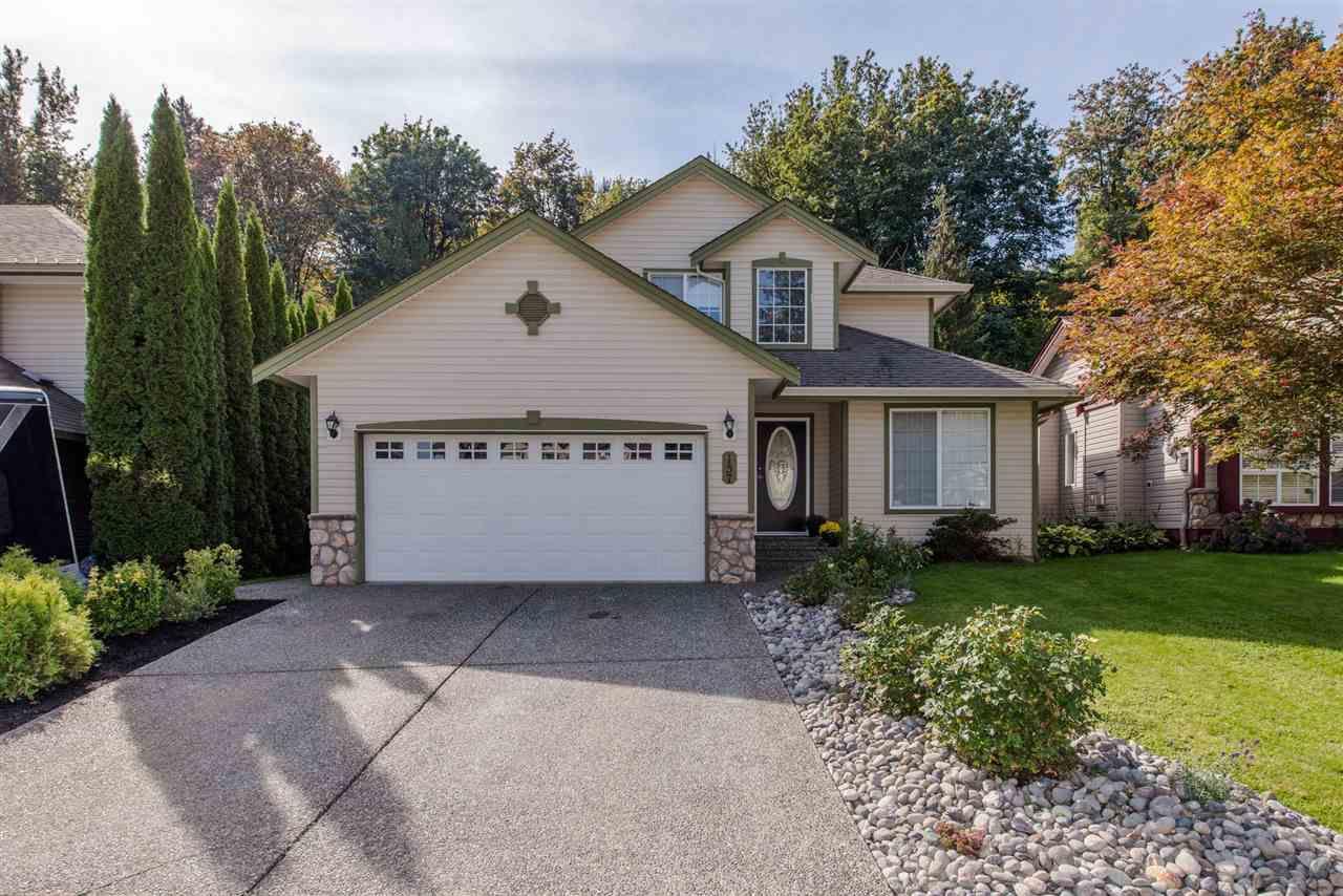 "Main Photo: 157 43995 CHILLIWACK MOUNTAIN Road in Chilliwack: Chilliwack Mountain House for sale in ""Trails at Long Thorne"" : MLS®# R2336810"