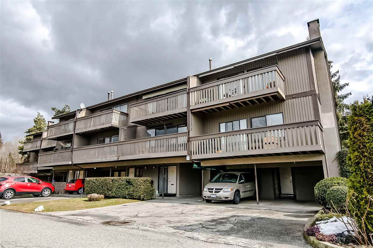 """Main Photo: 977 OLD LILLOOET Road in North Vancouver: Lynnmour Townhouse for sale in """"Lynnmour West"""" : MLS®# R2345863"""