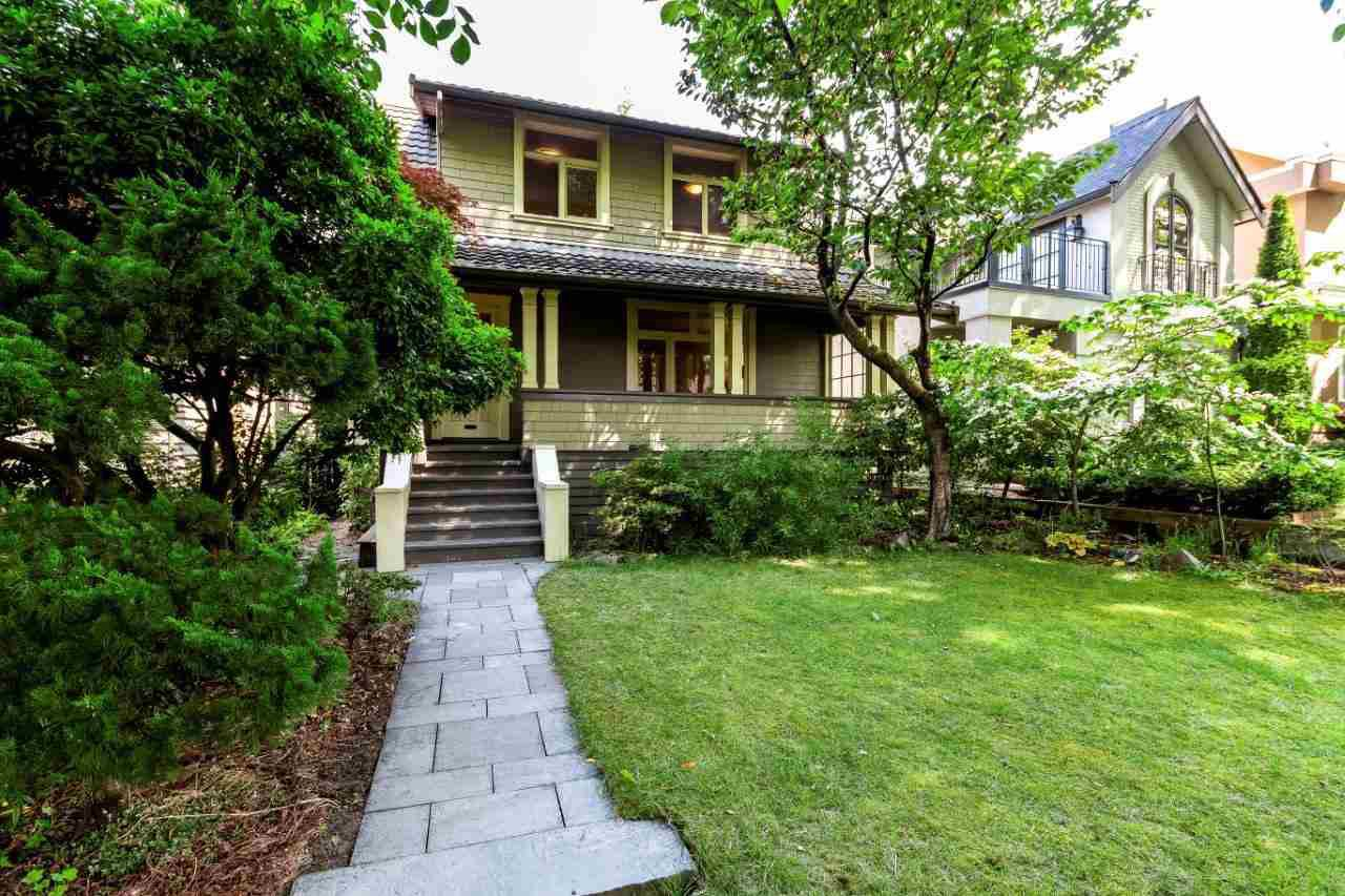 Main Photo: 737 W 26 Avenue in Vancouver: Cambie House for sale (Vancouver West)  : MLS®# R2364784