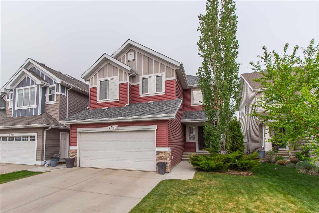 Main Photo: 8428 16A Avenue in Edmonton: Zone 53 House for sale : MLS®# E4159643