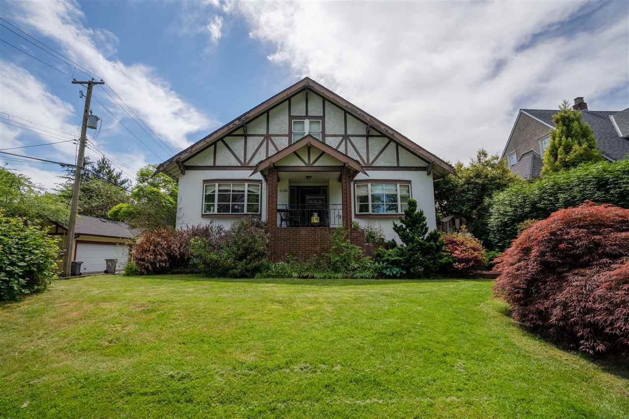 Main Photo: 1130 W 29TH Avenue in Vancouver: Shaughnessy House for sale (Vancouver West)  : MLS®# R2376205