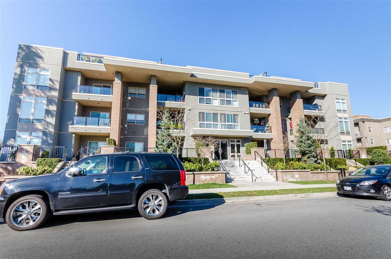 "Main Photo: 103 2349 WELCHER Avenue in Port Coquitlam: Central Pt Coquitlam Condo for sale in ""ALTURA"" : MLS®# R2379832"